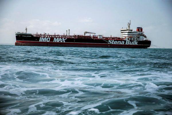 British tanker leaves Iran after 10-week detention