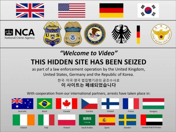 Dark web child porn bust leads to 338 arrests worldwide