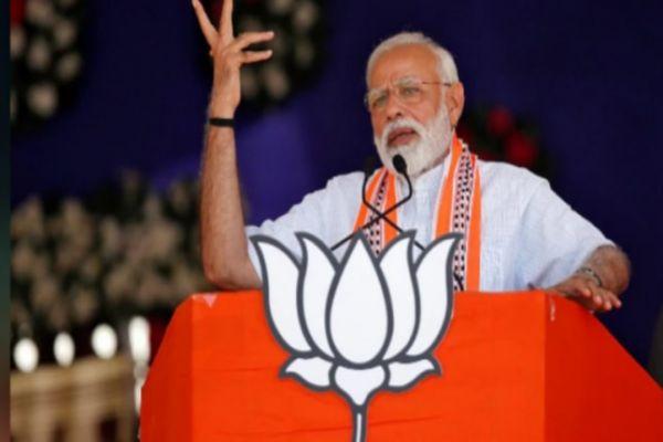 Doob maro: PM Modi tells Opposition stance on Article 370 in poll-bound Maharashtra