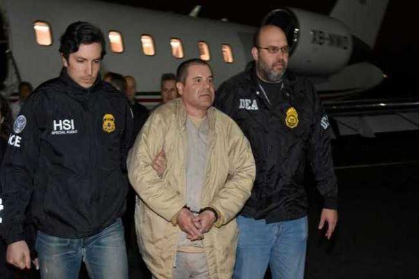 Drug Lord El Chapo Should Get Life In Prison, Plus 30 Years: Prosecutors