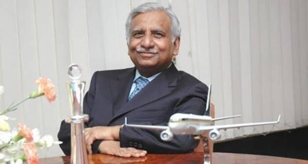 ED searches Jet Airways founder Goyal's premises in Delhi, Mumbai