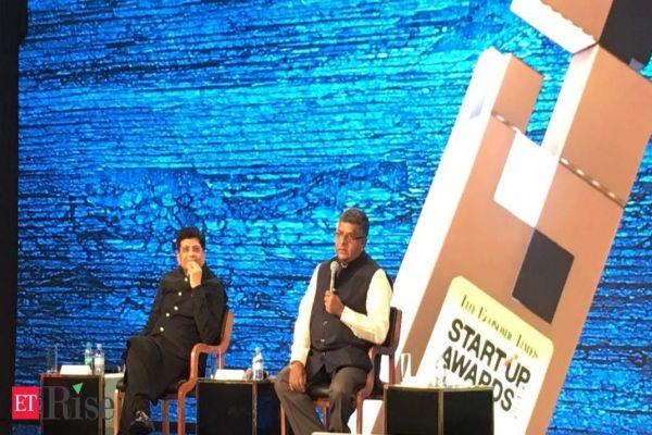 En route to 50,000 registered startups: Union minister Piyush Goyal