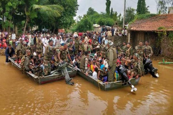Flood related loss in Karnataka Rs 10,000 crore, says CM Yediyurappa