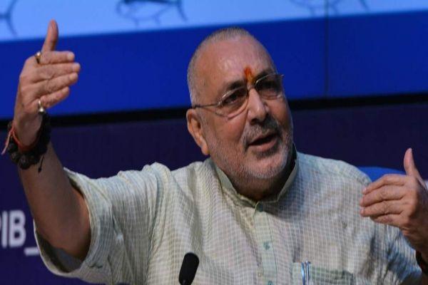 Giriraj Singh says political career may end with Modi govt 2.0
