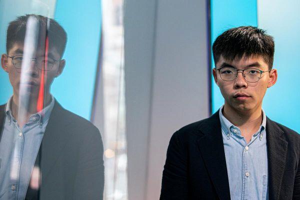 Hong Kong bars activist Joshua Wong from district poll