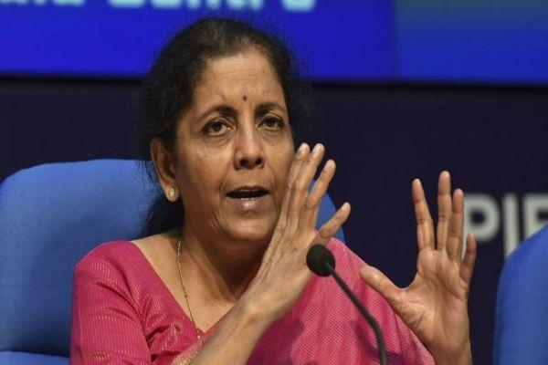 Nirmala Sitharaman to meet press at 5 pm amid stimulus expectations