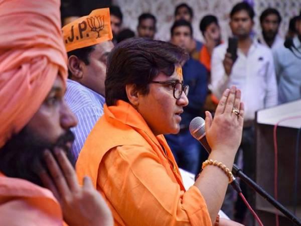Nothing will happen to me till Ram Mandir is built in Ayodhya: Sadhvi