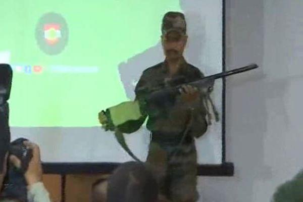 Pak Army Landmine, Sniper Rifle Found In Amarnath Yatra Route: Army