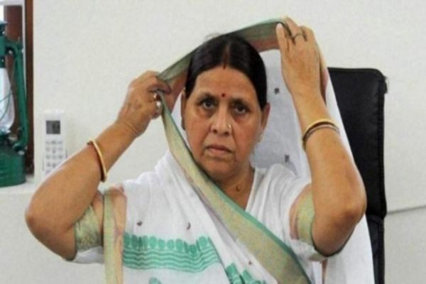 Rabri Devi to campaign for RJD candidates in Jharkhand