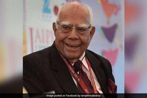 Ram Jethmalani Shaped Criminal Law In Independent India