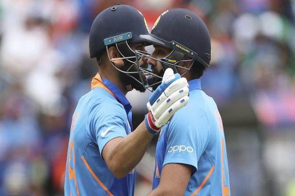 Rohit Sharma is the best ODI player around, says Virat Kohli