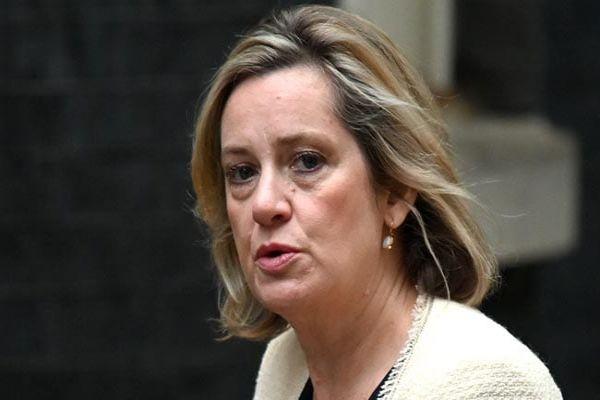 Senior UK Minister Amber Rudd Quits In Fresh Blow For Boris